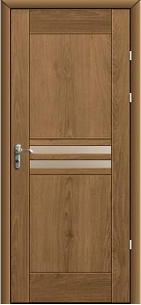 Міжкімнатні двері модель Модерн 1.12 від ТМ «Гранд» (Україна)