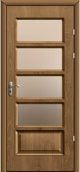 Міжкімнатні двері модель Доміно 1.14 від ТМ «Гранд» (Україна)