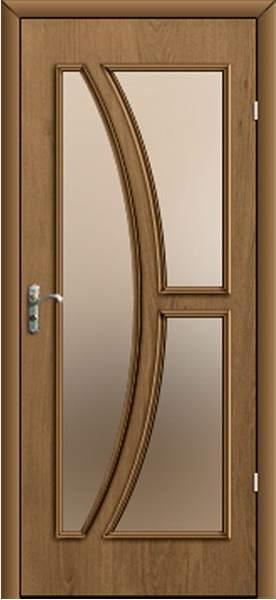 Міжкімнатні двері модель Любомиль 1.19 від ТМ «Гранд» (Україна)