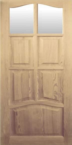 Міжкімнатні двері серія «Каприз» модель Н-3.3 від ТМ «Хвоя»