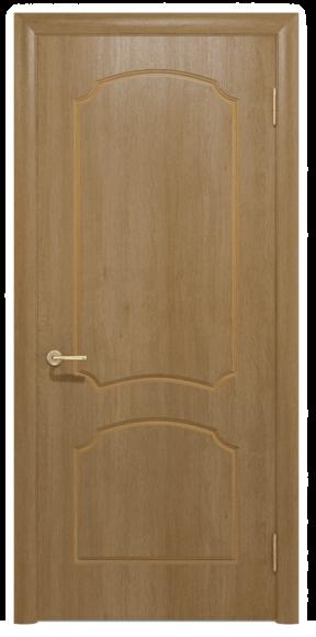 Міжкімнатні двері «Крона» ПГ шпоновані Дубом.