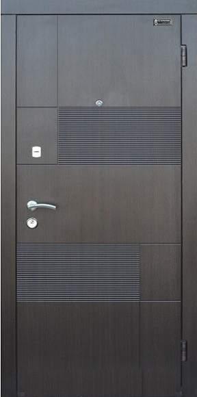 Двері вхідні серія «Standart plus» модель LV 216
